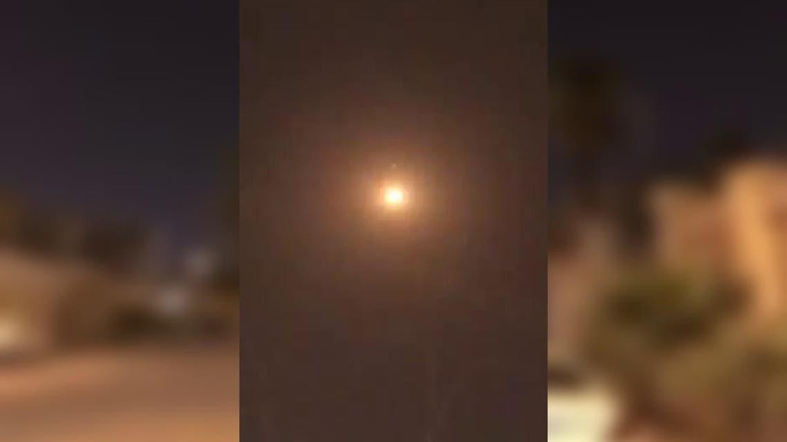 saudi riyadh houthi missile