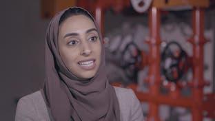 سارة السيف مهندسة بترول سعودية تحب التحدي!