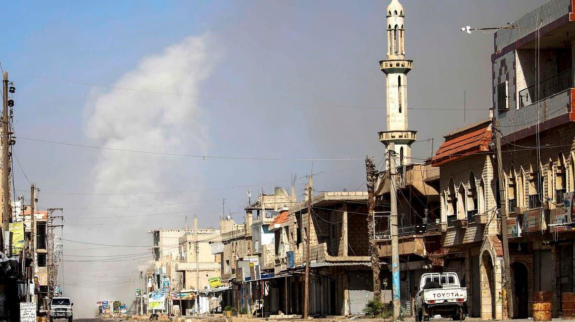 سوریه.. رژیم اسد با 60 موشک درعا را به آتش کشید