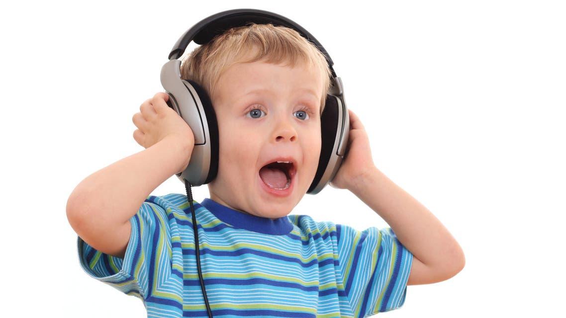 سماعات أذن أطفال