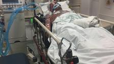 Anti-virus software pioneer John McAfee claims 'enemies' poisoned him