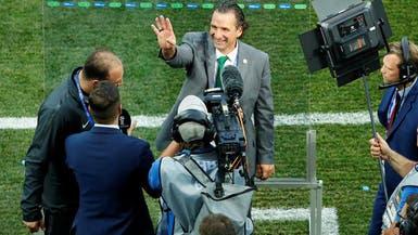 بيتزي: الفوز كان مستحقا وبجدارة.. وفخور بالأخضر