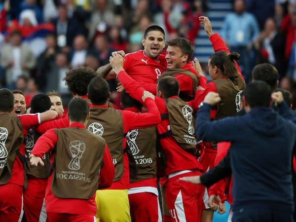 مهاجم صربيا: سنقصي البرازيل من كأس العالم