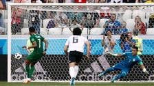 الفرج يكسر رقماً قياسياً في كأس العالم عمره 52 عاماً