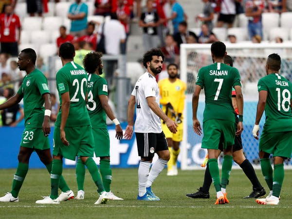 محمد صلاح أفضل لاعب في مواجهة السعودية ومصر