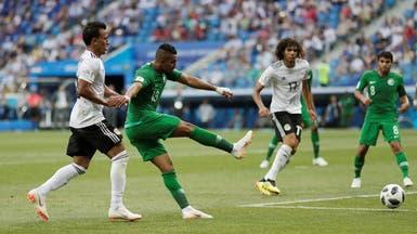 سالم الدوسري يمنح السعودية فوزها الأول منذ 24 عاماً