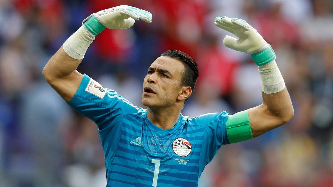 Hadary egypt world cup. (Reuters)