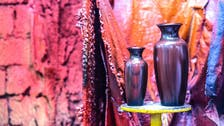 Egypt potter creates vases from clay and passion