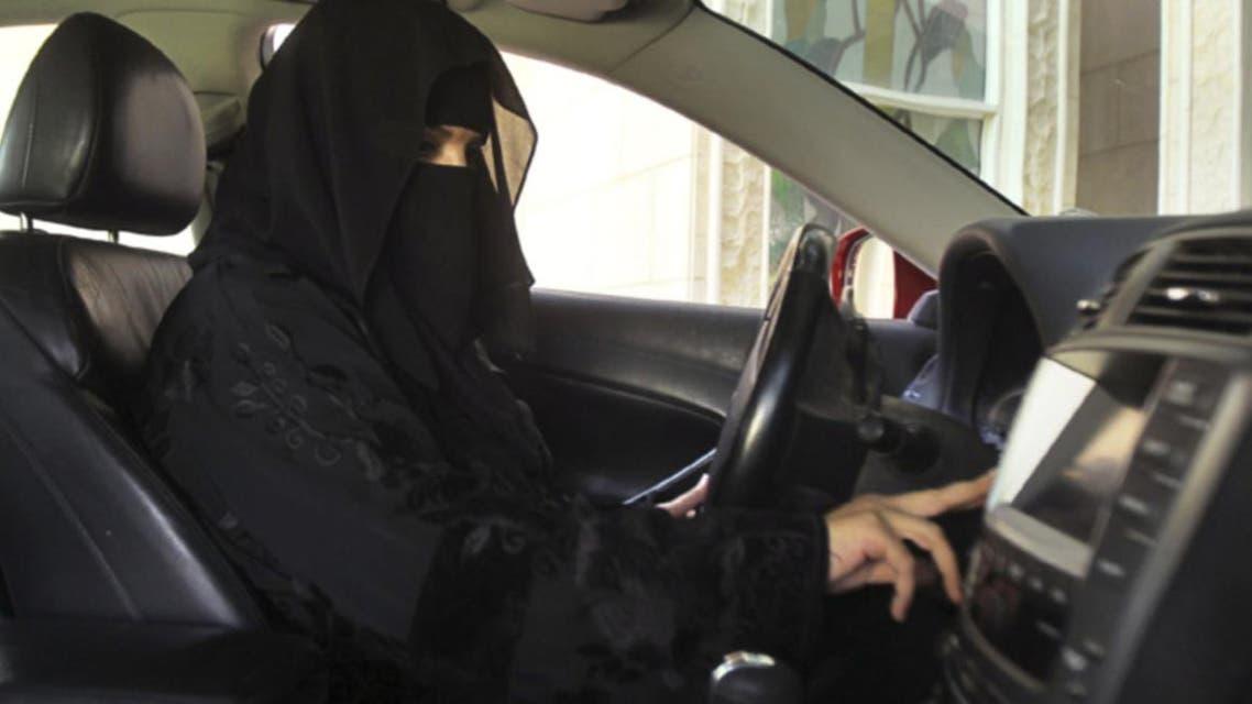 Saudi lday Driver