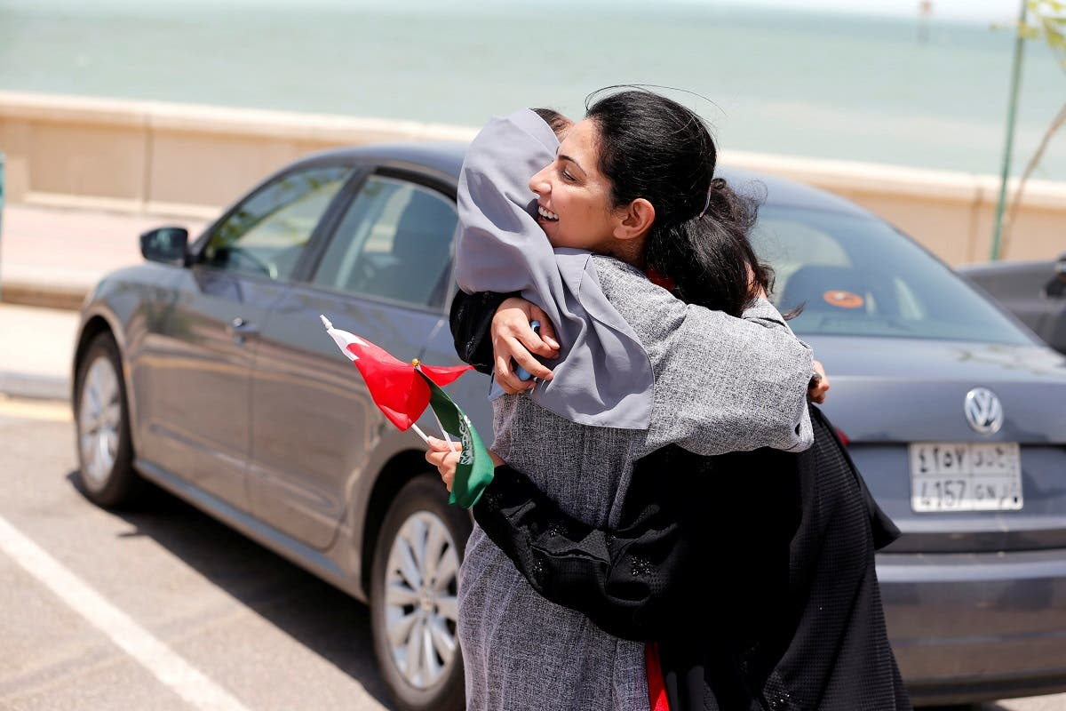 Bahraini women share Saudi women's joy of driving