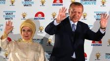 In election victory speech, Erdogan says Turkey will advance in Syria