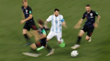 """""""قدم ميسي اليسرى"""" تؤجل نهاية علاقته مع الأرجنتين"""