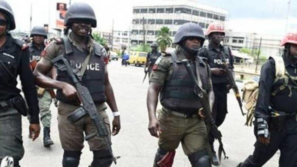 شرطة نيجيريا