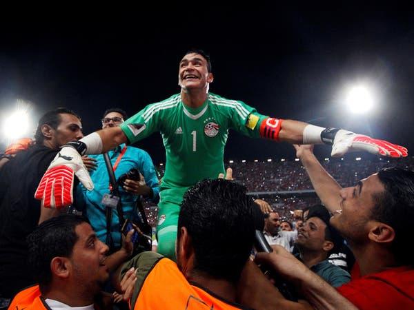 المصري عصام الحضري يصبح أكبر لاعب في تاريخ كأس العالم