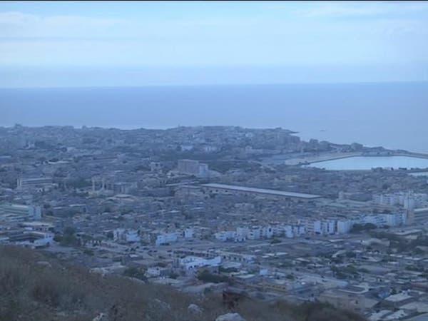 """مشاهد حصرية لقناة """"العربية"""" من داخل درنة الليبية"""