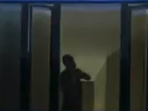 """شاهد رونالدو لجماهير إيران من نافذة غرفته..""""دعوني أنام"""""""