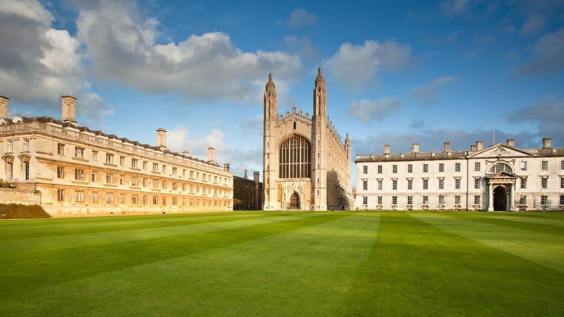Cambridge University and Kings College Chapel Shutterstock