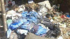 Disturbing images: Egypt street cleaners find human organs in garbage