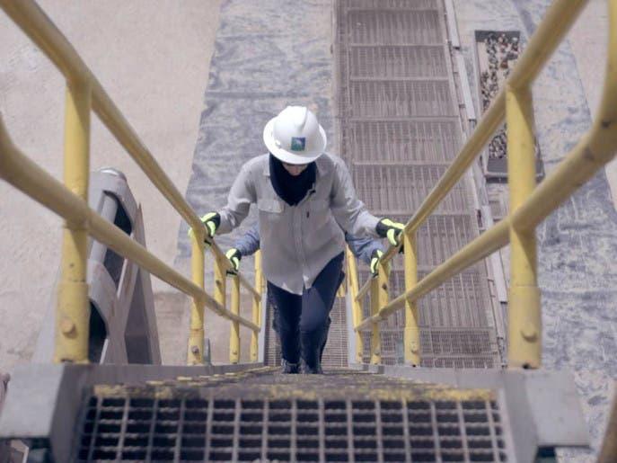 وثائقي #قياديات_أرامكو.. المرأة السعودية تصنع المستقبل