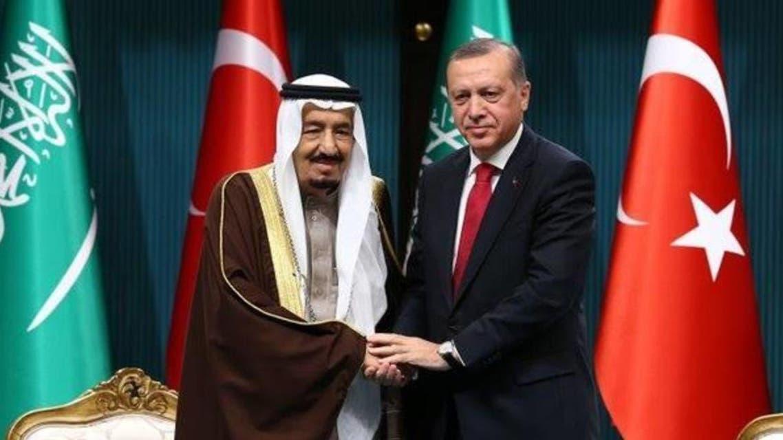 ملک سلمان پیروزی اردوغان در انتخابات ریاست جمهوری ترکیه را تبریک گفت