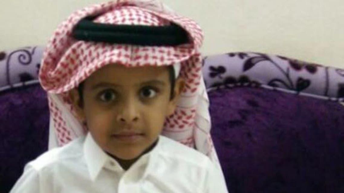 الطفل الضحية عبدالمجيد