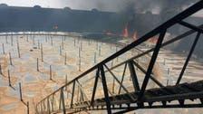 خلاف بين مؤسسة النفط الليبية وحفتر .. وتحذير للشركات