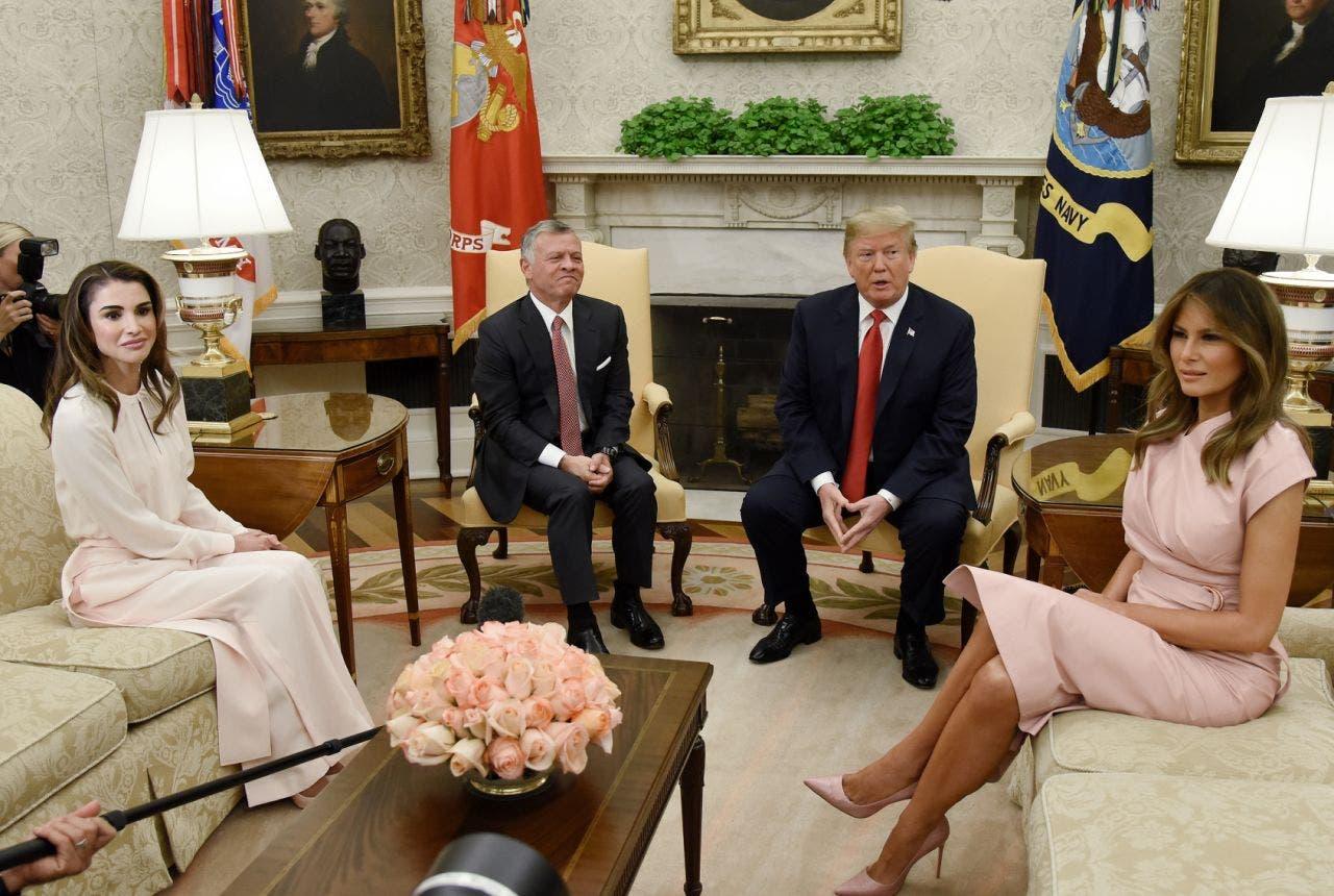 في البيت الأبيض