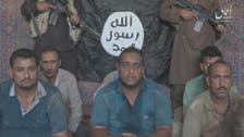 Six hostages who appeared in ISIS video released in Iraq