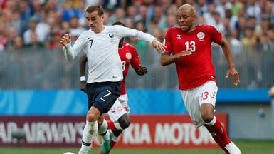 فرنسا تتعادل سلبياً مع الدنمارك