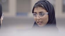 Meet Renad Ismail, one of Saudi Aramco's successful chemical engineers