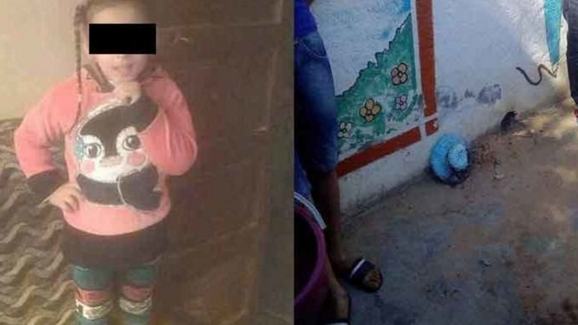 TUNISIA BABY SLAUGHTERED (SUPPLIED)