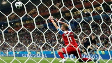كرواتيا تهزم أيسلندا وتلاقي الدنمارك في الدور القادم