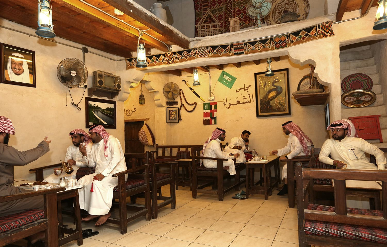 How Saudi Arabia's Al-Qaisariya Souk has survived since the 19th