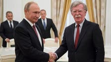 Putin meets Trump's national security adviser John Bolton