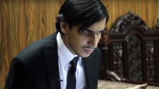 VIDEO: Pakistan's first blind judge who found strength in his disability