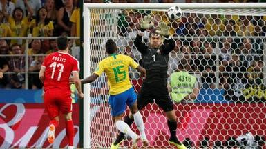 البرازيل تنهي أحلام صربيا وتهزمها بثنائية