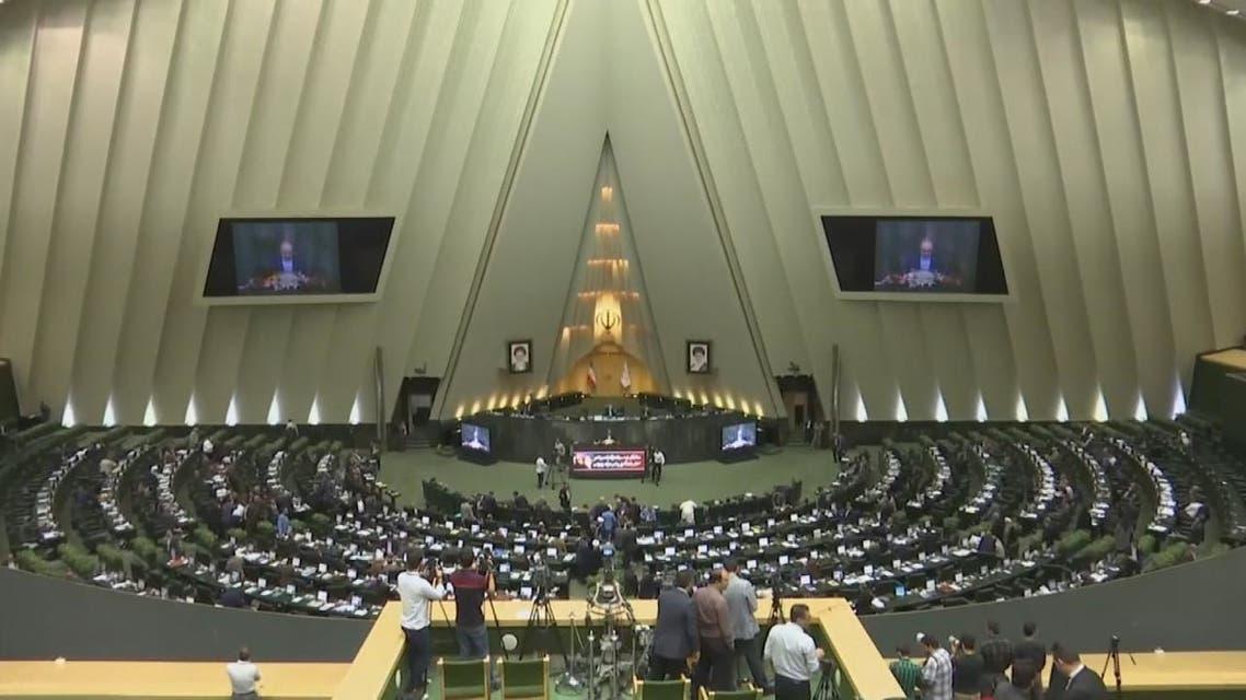القلق يتسرب إلى البرلمان الإيراني