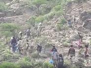 شاهد.. تقدم استراتيجي للجيش اليمني في لحج وصعدة