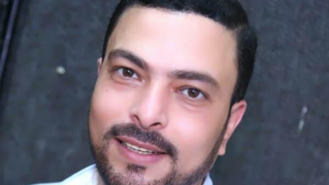 الفنان احمد ابراهيم