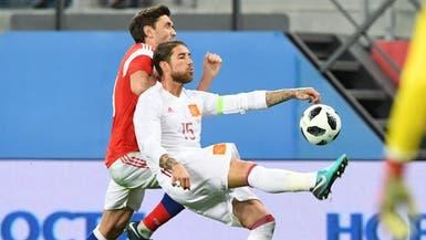 لاعبو روسيا: جاهزون لإسبانيا وخشونة راموس لا تخيفنا