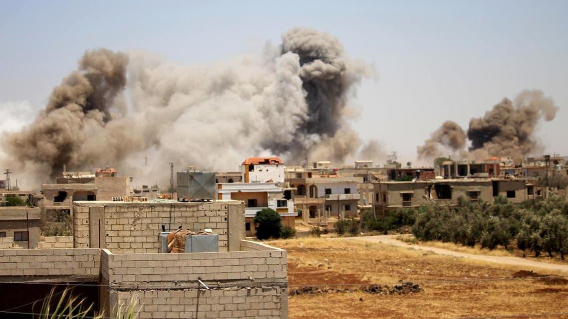 syria daraa (supplied)