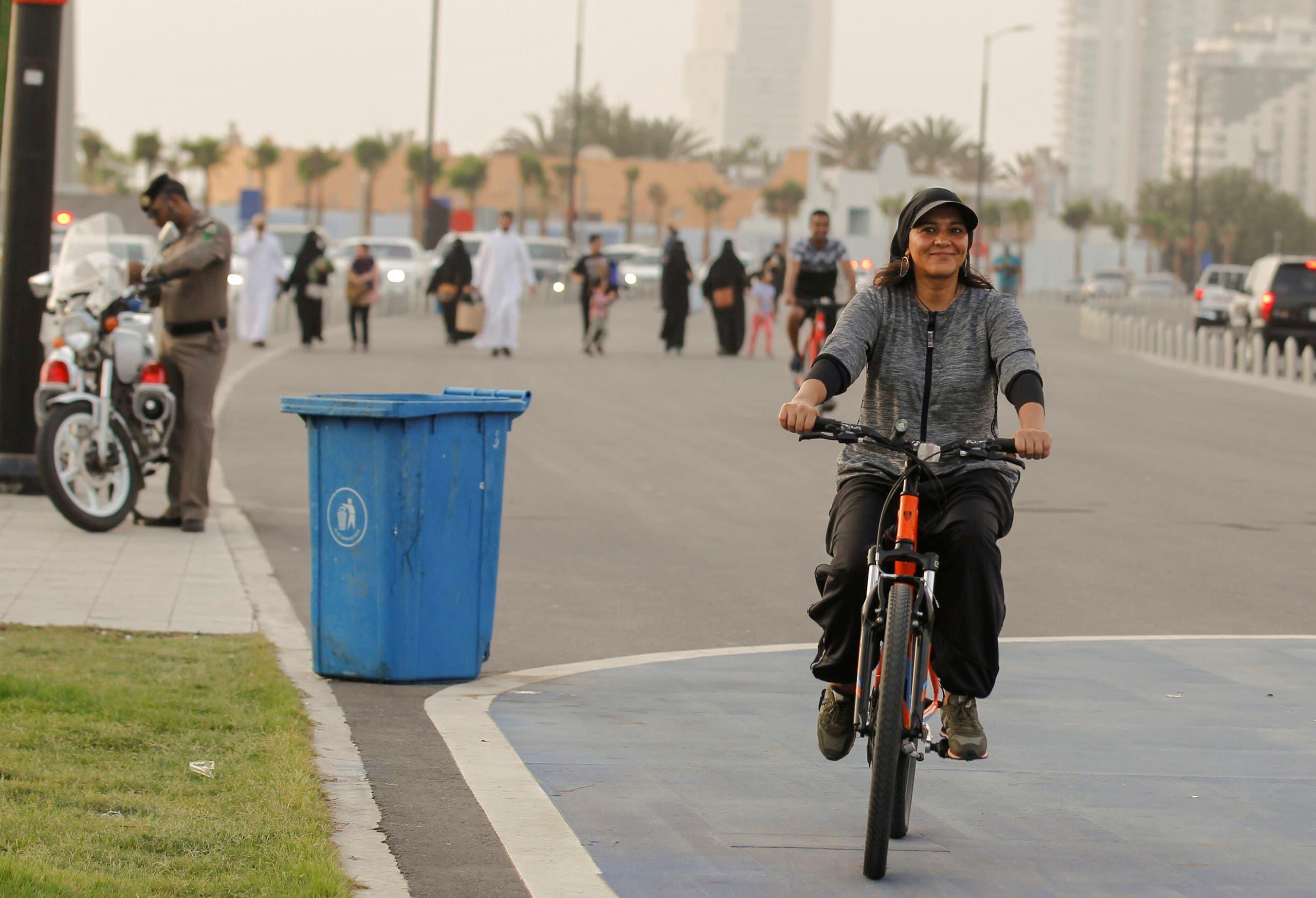 saudi eman joharjy 1 (Reuters)