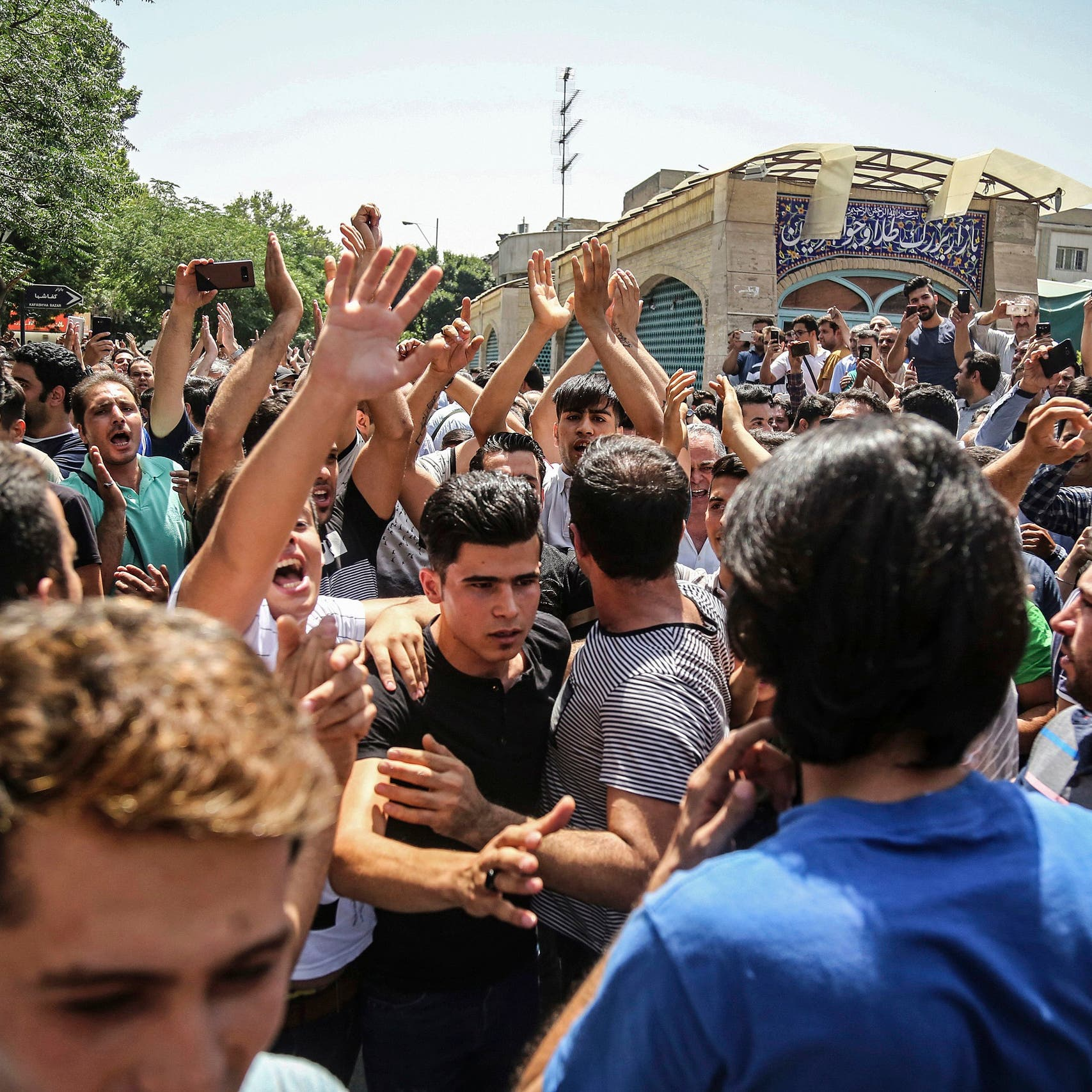 Labor strikes are just the tip of the chaos iceberg Iran is sailing toward