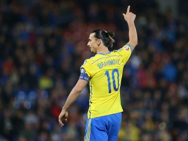 زلاتان يتراجع ويقول: السويد قادرة على إعادة أمجادي