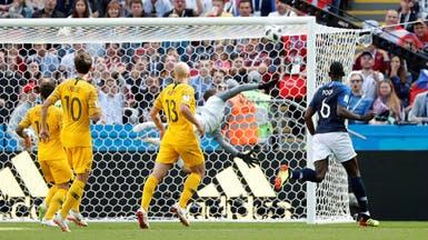 جماهير فرنسا تنتظر انتفاضة بوغبا أمام الأرجنتين
