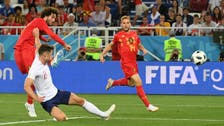 Belgium take top spot in Group G with 1-0 win over England