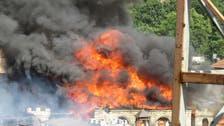 Fire engulfs celebrated Turkish TV drama set in Istanbul