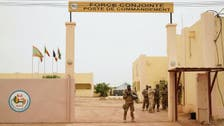 Three killed in attack on West African counterterror force's HQ