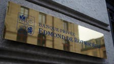 No longer just 'Rothschild' as bank dynasty's branches settle name dispute