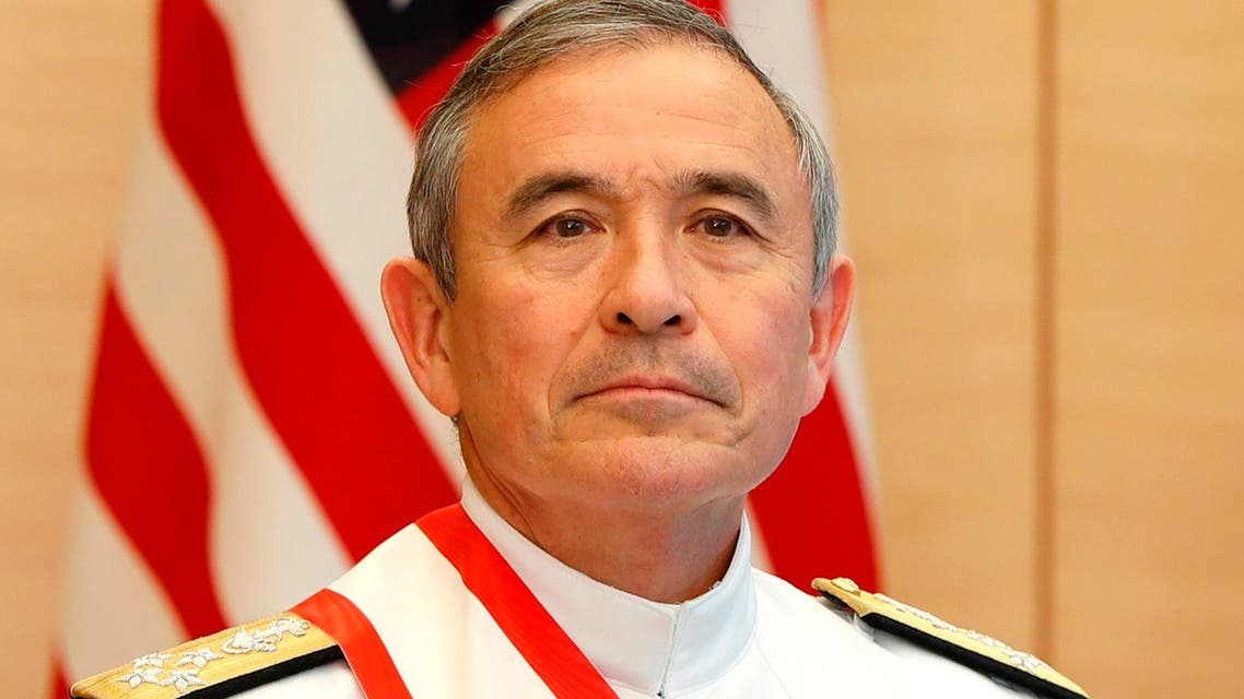 Admiral harry harris south korea US ambassador. (AP)